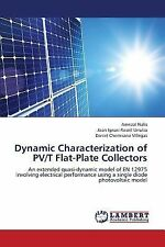 Dynamic Characterization of Pv/T Flat-Plate Collectors by Rosell Urrutia Joan...