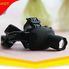 Cree Q5 Bright Zoom Flashlight 3-modes High Power LED Fishing Headlight Headlamp