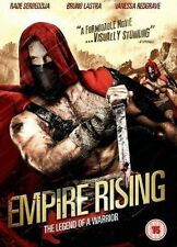 EMPIRE RISING VANESSA REDGRAVE BRUNO LASTRA ROCKSTONE UK 2014 REGION 2 DVD NEW