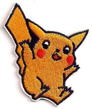 "Pokemon Pocket Monster 3"" Embroidered Patch- FREE S&H (POKPA-02)"