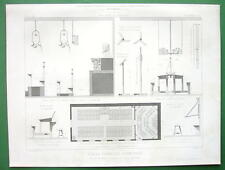 ARCHITECTURE PRINT : DESIGN Primary Schools Furniture Lighting Tables Chairs
