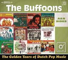 The Buffoons - The Golden Years Of Dutch Pop Music, Best 53 Tracks 2CD New