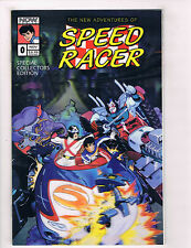 The New Adventures Of Speed Racer #0 NM Now Comics Comic Book Nov 1993 DE28