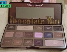 Too Faced Chocolate Bar Eye Shadow Palette 100% Natural Cocoa Powder BNIB ~