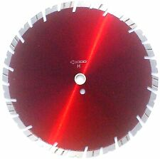 "4PK-14""NEW DESIGN 15MM Hard Concrete Stone Hard Brick Diamond Saw Blade-BEST"