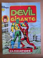 DEVIL  Gigante Serie Cronologica n°6 Edizione Corno  [G502] - OTTIMO