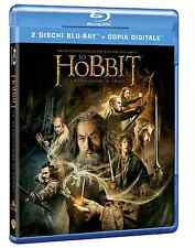 Lo Hobbit - La desolazione di Smaug (2 Blu-Ray Disc + Copia Digitale) Sigillato