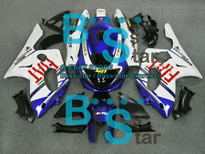 Blue White Fairing Bodywork For Yamaha YZF600R thundercat 1997-2007 17 B6