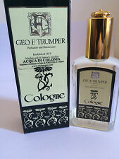 GEO F TRUMPER COLOGNE PROFUMO 50ML SPRAY ACQUA DI COLONIA GLASS RARO VINTAGE