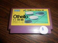 Othello for Famicom/NES Japan Import US Seller