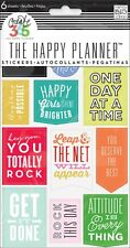 Create 365 The Happy Planner Stickers - GET IT DONE - 6shts