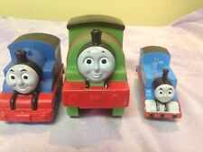Thomas The Tank Engine Train Toy Lot Percy cake topper