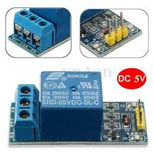 DC 5V 1 Canal Relais Module Interface Board Low Level Trigger Pr Arduino AVR PIC