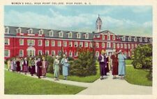 WOMEN'S HALL, HIGH POINT COLLEGE. HIGH POINT, NC