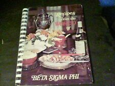 1978 Recipes from the World of Beta Sigma Phi s13
