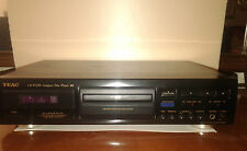HI-FI LETTORE CD, VINTAGE, TEAC CD P1250 COMPACT DISC PLAYER, PERFETTO