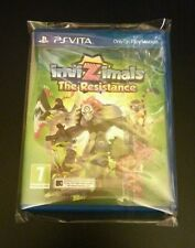 Invizimals: The Resistance Sony PlayStation Vita Excellent KIDS Game PS Vita GO