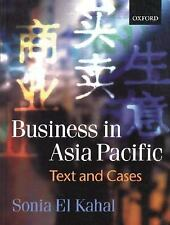 Business in Asia-Pacific