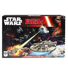 New Risk: Star Wars Edition Board Game - Free Shipping .