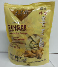 Prince of Peace - Instant Ginger Honey Crystals (30x18g Bags)Honsei Goldkili