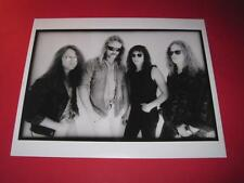METALLICA original 10x8 inch promo press photo photograph 2561-4