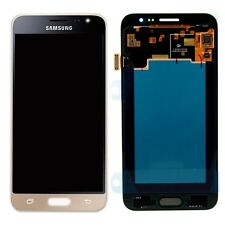 Display LCD Set completo gh97-18414b GOLD PER SAMSUNG GALAXY j3 j320f 2016 NUOVO