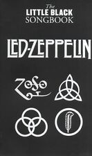 The Little Black Songbook Led Zeppelin Learn to Play Piano Guitar Music Book