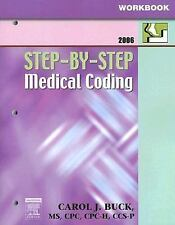 Workbook for Step-by-Step Medical Coding 2006 Edition, 1e