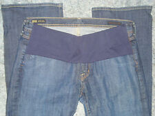 """Woman's Citizens of Humanity """"Jagger"""" Maternity Jeans sz 36 Long"""