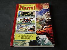 ALBUM PIERROT NOUVELLE SÉRIE  N° 16 de 1957 (12 a 17) DERNIER ALBUM DE LA SERIE