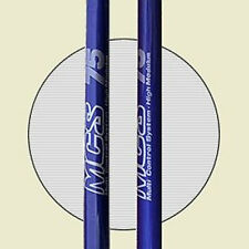 #1 DISTANCE PGA TOUR BLUE CRUSH GRAPHITE RECOIL IRON SHAFTS .370 A/L or R/S FLEX