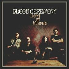 BLOOD CEREMONY - Lord of Misrule (NEW*UK DOOM METAL/PROG ROCK*THE DEVIL'S BLOOD)
