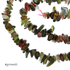 "16"" Tourmaline Chips / Nugget Beads ap. 5-8mm #84092"