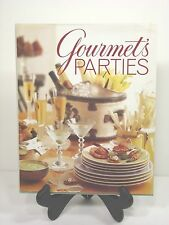 Gourmet's Parties Book Formal to Informal (40D4B2S1)
