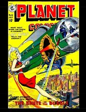 Planet Comics #61: Golden Age Science Fiction Comics