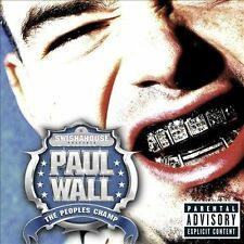 The Peoples Champ [PA] by Paul Wall (Rap) (CD, Sep-2005, Atlantic (Label))