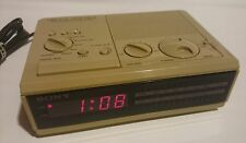 SONY ICF-C2W Digital Alarm Clock Radio
