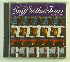 CD - Sniff 'n' The Tears - Driver's Seat: The Best Of  - #A1993 - Neu