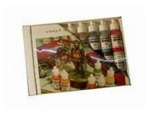 Vallejo 17ml x16 SET09 Model Colour Set No9 WWII Allied (x16)