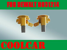 Carbon Brushes For Dewalt Battery driver N031214SV 14.4V DCD930 DCD925 DCD920