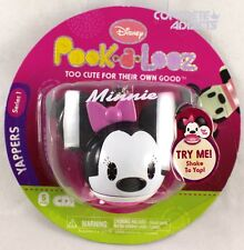 Disney Pook-a-Looz Yappers Series 1 Minnie Mouse Shake to Yap New NIP Key Chain