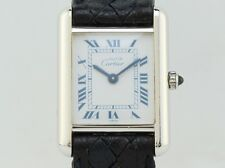 Cartier Tank Quartz Silver Lady 0300