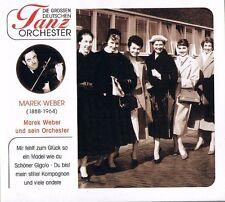 """LA PLUS GRANDS DEUTSCHEN Orchestre DE DANSE """"Marek Weber et sein Orchestre"""" NEUF"""