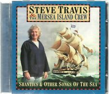 STEVE TRAVIS & THE MERSEA ISLAND CREW CD - SHANTIE & OTHER SONGS OF THE SEA