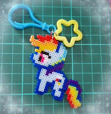 1X Hand made items, pony, Hello Kitty soft perlser, fuse beads - make by order