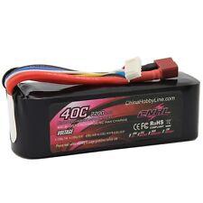 CNHL LI-PO 2200mAh 14.8V 40C(Max 80C) 4S Lipo Battery Pack for RC Hobby