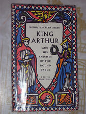 Puffin Book King Arthur & His Knights of the Round Table Roger Lancelyn Green