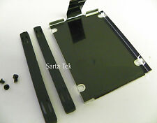 IBM Lenovo T420s T420si T430s  Slim 7mm Hard Drive Caddy With Rubber Rails