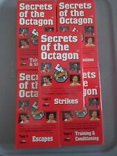 UFC Secrets of the Octagon Five Tape Set 1 2 3 4 5 VHS Only One on Ebay!