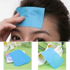 50 Pcs Facial Oil Control Absorption Film Tissue Makeup Blotting Paper C7